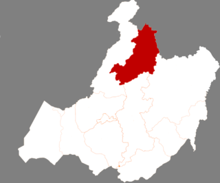 Genhe County-level city in Inner Mongolia, Peoples Republic of China