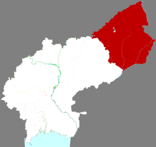 County in Liaoning, People
