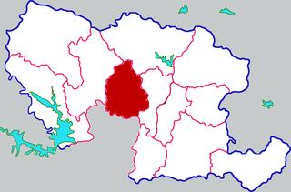 Zhenping County, Henan County in Henan, Peoples Republic of China
