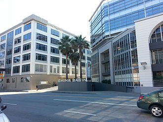 Dignity Health - China Basin, the headquarters of Dignity Health