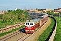 China Railways passenger train 1301 on Binzhou railway 20080712.jpg