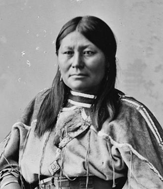 Ouray (Ute leader) - Chipeta