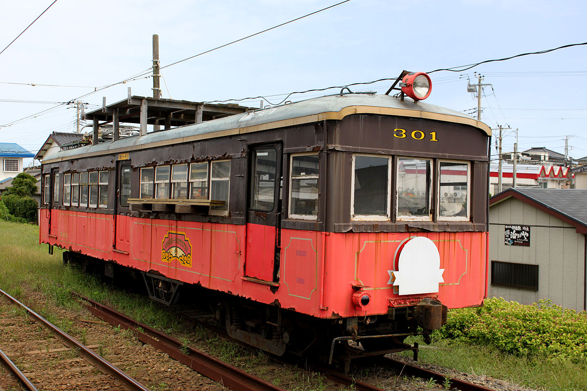 Choshi Electric Railway 300 Series Wikipedia