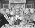 Christ Blessing, Surrounded by a Donor Family MET GermanCat55 center IRR.jpg
