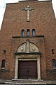 Christ Church, Burney Lane, Birmingham - South-facing door.jpg