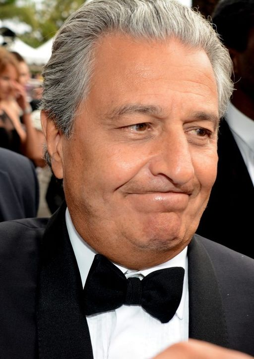Christian Clavier Cannes 2014