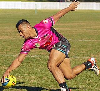 Christian Crichton Samoan rugby league footballer
