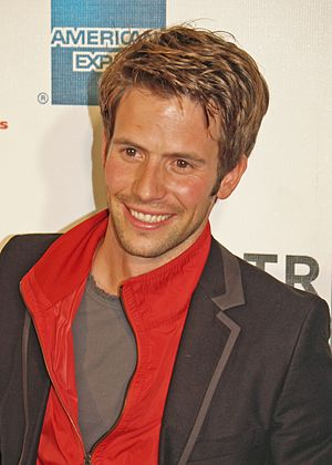 Christian Oliver - Oliver at the Tribeca Film Festival, 2008