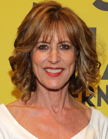 Christine Lahti - the beautiful, gracious, friendly,  actress  with German, Finnish, Hungarian, Austrian,  roots in 2018