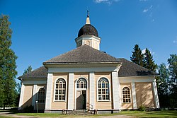 Hyrynsalmi Church