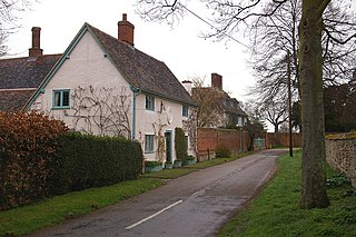 Cardington, Bedfordshire village and civil parish in the Borough of Bedford in Bedfordshire, England