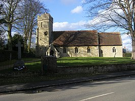 Church of St James the Greay, Aston Abbotts