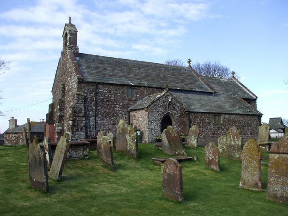 Church of St John the Evangelist, Crosscanonby - geograph.org.uk - 1270261.jpg