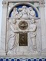 Ciborio di luca della robbia, 1443, da s.m. nuova 06.JPG