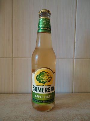 Somersby cider - Somersby cider