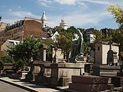 Cimetière Saint-Vincent, Paris 8 August 2012 001.jpg
