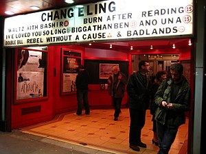 Changeling (film) - The Cameo Cinema in Edinburgh screening the film