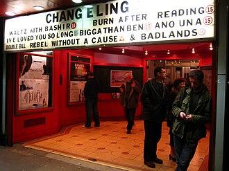 Changeling (film) - The Cameo Cinema in Edinburgh screening the film