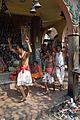 Circumambulatory Devotees - Gajan - Panchananda Mandir - Narna - Howrah 2014-04-14 0319.JPG