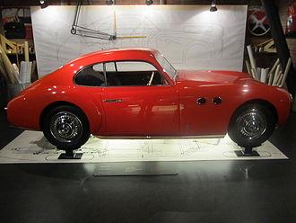 Pininfarina - Cisitalia 202 - Museo Torino