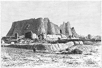 Citadel van Iraj