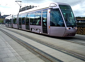Image illustrative de l'article Tramway de Dublin