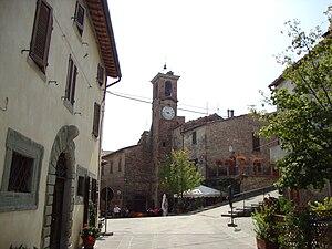 Citerna - Image: Citerna Piazza centrale