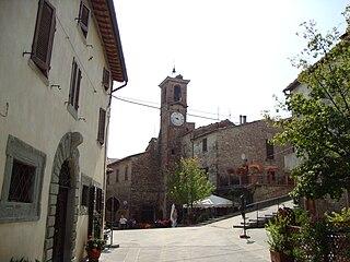 Citerna Comune in Umbria, Italy