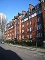City apartments - Flaxmen Terrace - geograph.org.uk - 2150674.jpg
