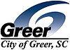 Official logo of Greer, South Carolina