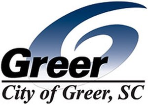 Greer, South Carolina - Image: City of Greer logo