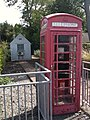 Clarencefield telephone kiosk - geograph.org.uk - 1433382.jpg