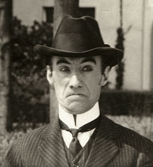 Claude Cooper (actor) - Cooper in 1915