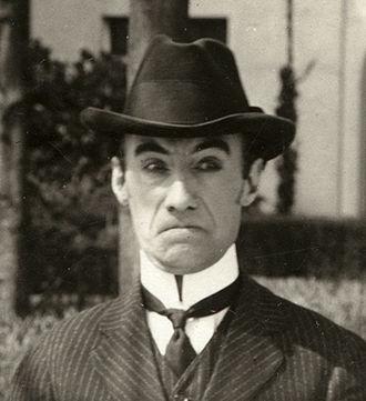 Claude Cooper (actor) - Cooper in 1915