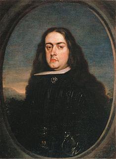 Juan Francisco de la Cerda, 8th Duke of Medinaceli Spanish politician