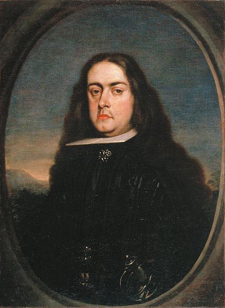 VIII Duque de Medinaceli, por Francisco de Zurbarán