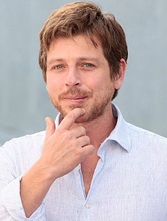 Claudio Gioè Italian actor