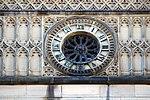 Clock face of St Luke's, Liverpool.jpg