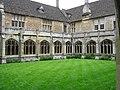 Cloisters, Lacock Abbey. - panoramio (1).jpg