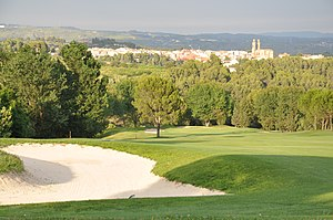 Club de Golf de Barcelona - Hole 1.JPG