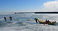 Coast Guard, local agencies conduct ice rescue training in Milwaukee, urge caution near waterways as warm temperatures return 150308-G-ZZ999-006.jpg