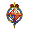 Coat of Arms of Anne, Princess Royal, KG, KT, GCVO, QSO, CD.png