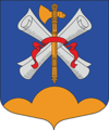 Coat of Arms of Kamennogorskoe GP.png