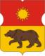 Yuzhnoye Medvedkovo縣 的徽記