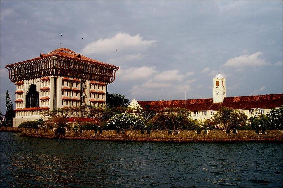 Cochin Port - Howling Pixel
