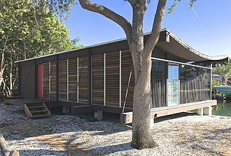 Paul Rudolph (architect) - Healy Guest House (Paul Rudolph and Ralph Twitchell, Architects)
