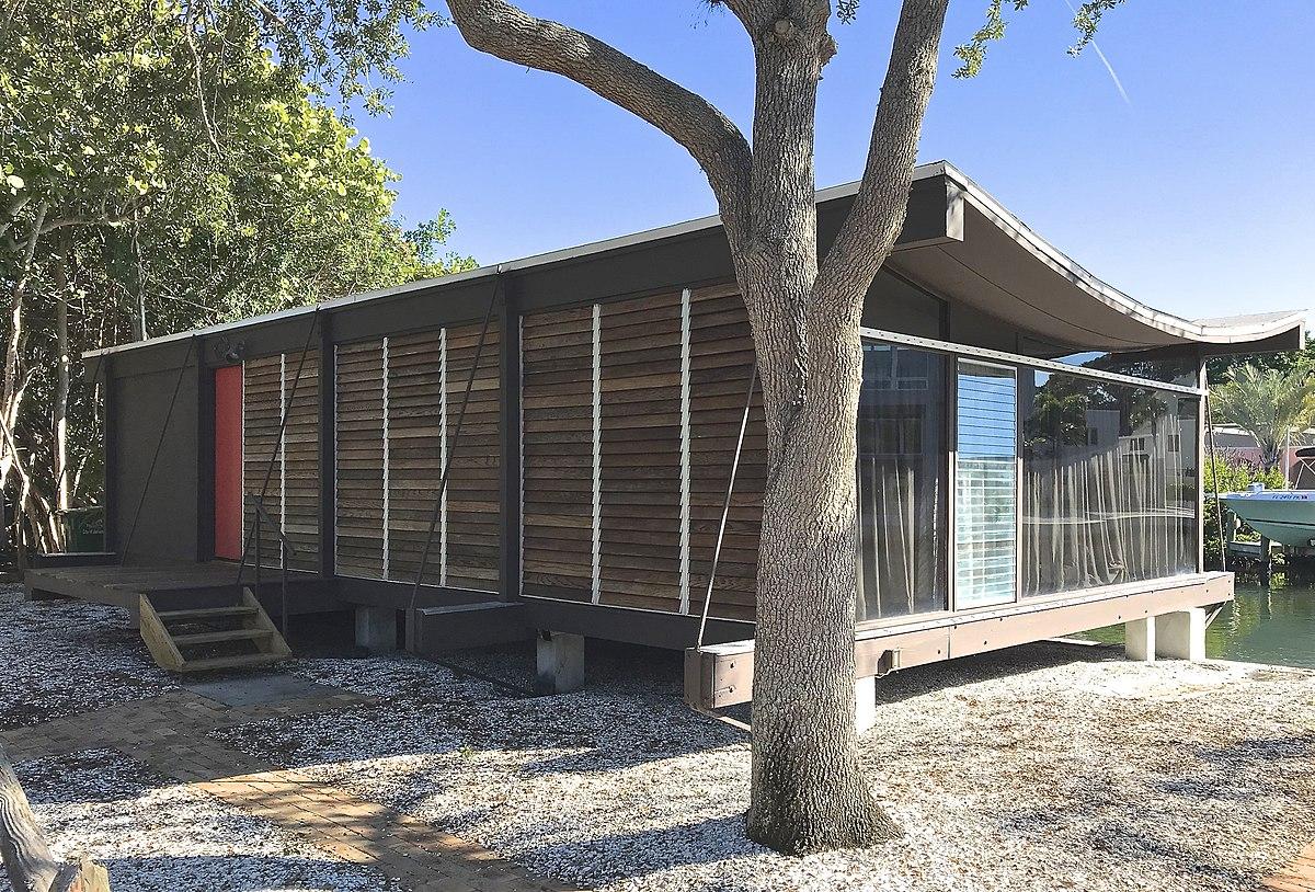 Roof Structure Architecture Design