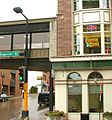 Coffee shop and skyway in downtown Duluth, Minnesota.jpg