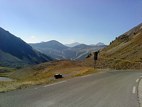 Image illustrative de l'article Col de la Lombarde