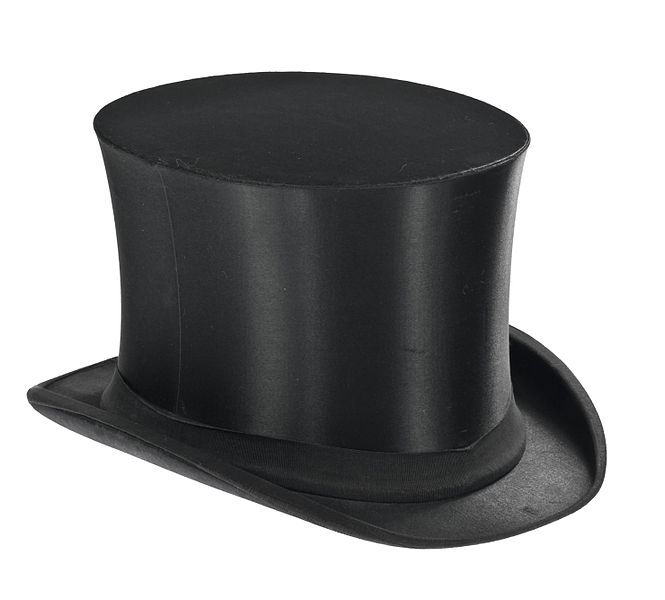 Fichier:Collapsible top hat IMGP9662.jpg